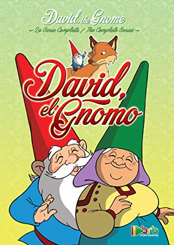 David, El Gnomo. La Serie Completa [DVD]