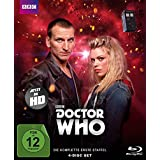 Doctor Who - Limited Edition - Staffel 1: Folge 01-13