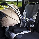 Schutzunterlage Deluxe für Kinderautositz 120x42 cm Isofix • Auto-Kindersitz Sitzunterlage Auto...