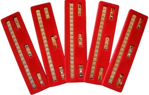 Italian Charms Maxi-Setangebot mit 18 Blanko-Links (matt) und 9 Motiv-Links