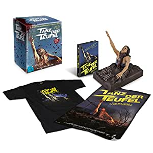 Tanz der Teufel (Ultimate Collector's Edition +Figurine +Poster +T-Shirt) [Blu-ray] [Limited Edition]