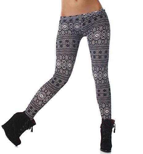 qa-damen-leggings-lang-in-verschiedenen-designvarianten-schwarz-2-grosse-34-40