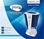 Buy HUL Pureit Advanced Germ Kill Kit Cartridge Online at Amazon India Is your water purifier not delivering the desired results? Then may be it is time for you to replace the cartridges of your water purifier. Prolonged use wears out the cartridges ...