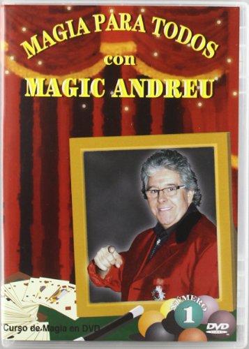 Magia Per A Tots Amb Magic Andreu Vol. 1 [DVD]