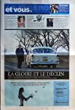 Telecharger Livres FIGARO ET VOUS LE No 19158 du 08 03 2006 MULTIMEDIA SITES DE PARTAGE PHOTOBLOGS NOS CONSEILS POUR PUBLIER VOS ALBUMS PHOTOS SUR INTERNET LE ROMAN PHOTO DE JULIE DEPARDIEU OUVERTURE DE LA PECHE SAMEDI LES MALHEURS DE THOMAS HUGUES TRUMAN CAPOTE LA GLOIRE ET LE DECLIN PARCE QUE LES VIOLENCES CONJUGALES NE SONT PAS UNE AFFAIRE PRIVEE (PDF,EPUB,MOBI) gratuits en Francaise