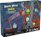 K'NEX Angry Birds - Space Ice Bird Breakdown, set de construcción, 170 piezas (Fábrica de Juguetes 41005)