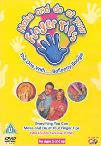 Make and Do at your Finger Tips: The One With Balloony Boogie [DVD]