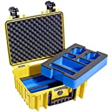 B&W Outdoor Case Type 3000/Y pour GoPro jaune