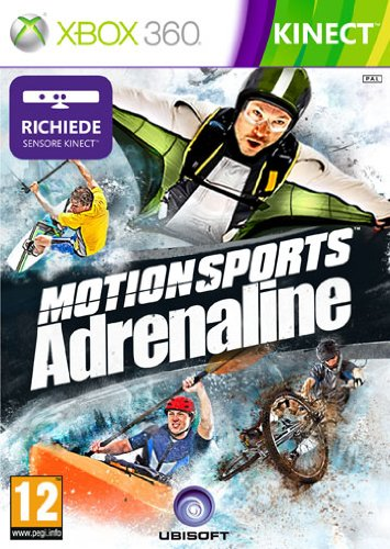 Motionsport Adrenaline (richiede Kinect)