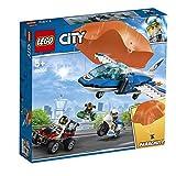 Lego 60208 City Polizei Flucht mit dem Fallschirm, bunt - LEGO