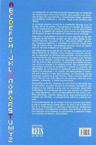 Estrategias de mediación en asuntos familiares (Mediación y resolución de conflictos) por Aleix Ripol-Millet
