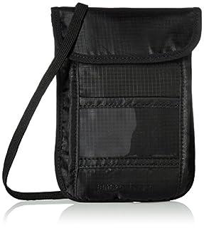 AmazonBasics Pochette de Voyage Tour de Cou avec Protection contre Signaux RFID, Noir (B00WTHIXLA) | Amazon Products