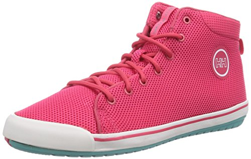 Helly Hansen W SCURRY MID, Sneaker alta donna Rosa (Pink (240 BERRY PINK))