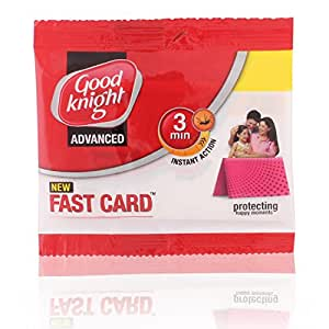 Good Knight Advanced Fast Card - 10 Cards Pack