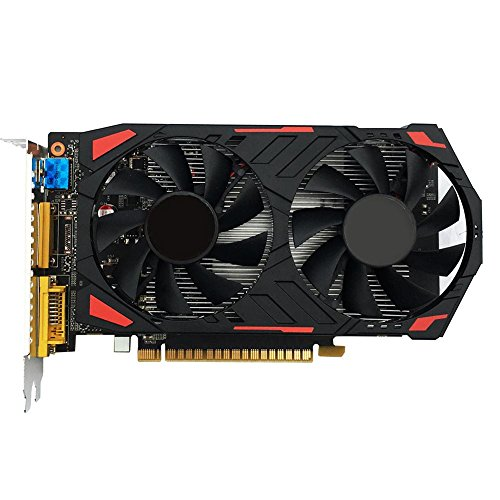 Gowind6 Real GTX750TI Grafikkarte (2 GB, DDR5, 128 Bit, PCI Express 3.0, 16x)