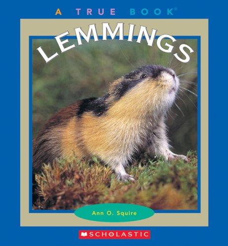 Lemmings (True Books) (Tiere Lemmings)