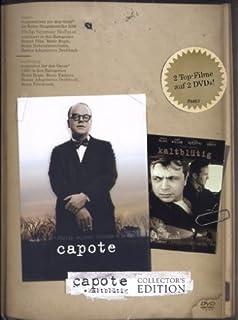 Capote / Kaltblütig [Collector's Edition] [2 DVDs]