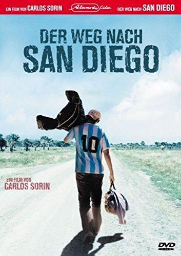 Der Weg nach San Diego