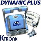 Robot limpiafondos eléctrico piscina Dolphin Dynamic Plus