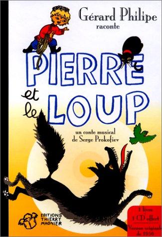 """<a href=""""/node/150418"""">Gérard Philippe raconte Pierre et le loup</a>"""