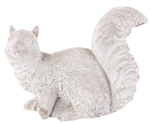 Statuette Ecureuil en ciment - 21 cm