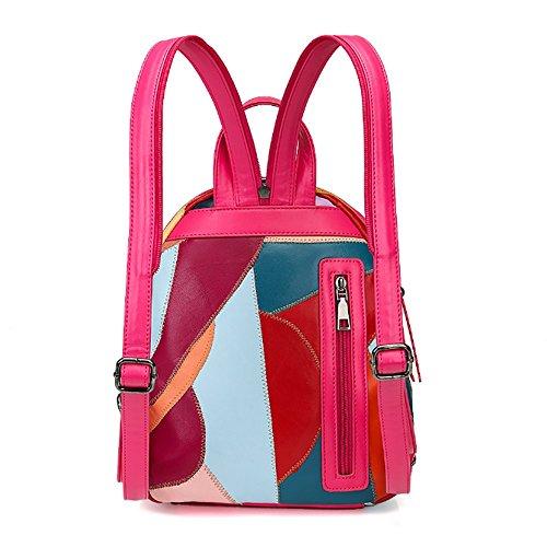 Eysee , Damen Rucksackhandtasche Mehrfarbig