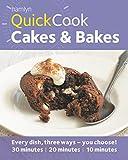 Hamlyn QuickCook: Cakes & Bakes