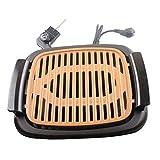 Best Grills Électriques - Ménage Grill électrique sans fumée Barbecue Plat Grill Review