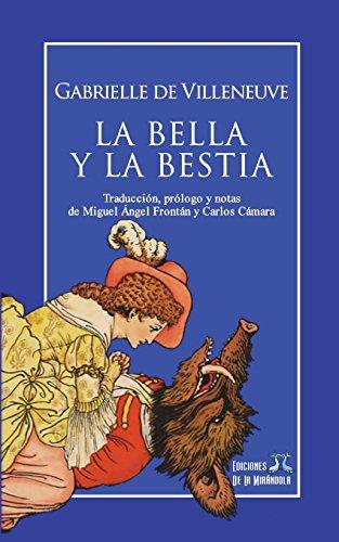 La Bella y la Bestia por Gabrielle de Villeneuve