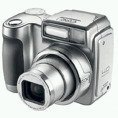 Kodak EasyShare Z700 Digitalkamera (4 Megapixel, 5fach Opt. Zoom) Zoom 4 Megapixel Kodak Easyshare