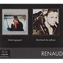 Mistral gagnant / Marchand de cailloux (Coffret 2 CD)