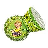 40 Muffinförmchen * Fussball - Fritz Flanke * vom Lutz Mauder // 11283 // Geburtstag Kinder Kindergeburtstag Party Kinderparty Muffin Förmchen Kuchen