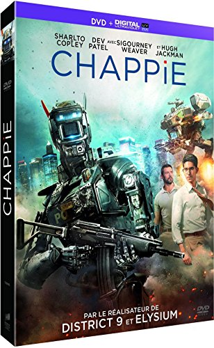 Chappie / Neill Blomkamp, réal., scénario |