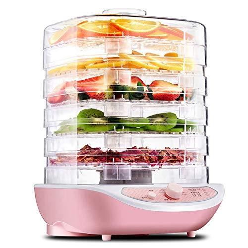 Nahrungsmittelentwässerungsgerät-Frucht-Gemüsekraut-Fleisch-Trockenmaschine-Haustier-Imbiss-Nahrungsmitteltrockner mit 5