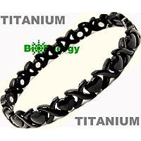 Titan Magnetverschluss-Armband, Armband mit Bio starken Magneten 263 preisvergleich bei billige-tabletten.eu