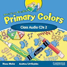 American English Primary Colors Level 2 Class CD (2) (Primary Colours)
