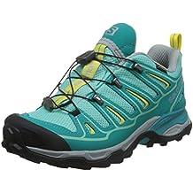 Salomon L38163800, Zapatillas de Senderismo para Mujer