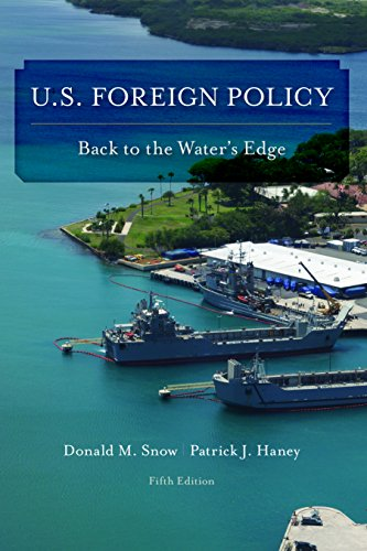 U.S. Foreign Policy: Back to the Water's Edge (Edge Waters)