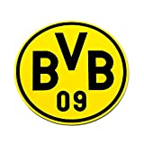Borussia Dortmund Mauspad / Mousepad rund - plus gratis Lesezeichen