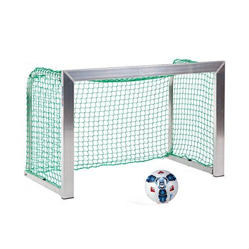 Sport-Thieme Alu-Mini-Trainingstor, Maschenweite 4,5 cm Torinnenmaß 1,20x0,80 m thumbnail