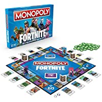 Hasbro Gaming Monopoly: Fortnite Edition Board Game
