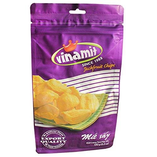 Vinamit Jackfrucht Chips 5x150g