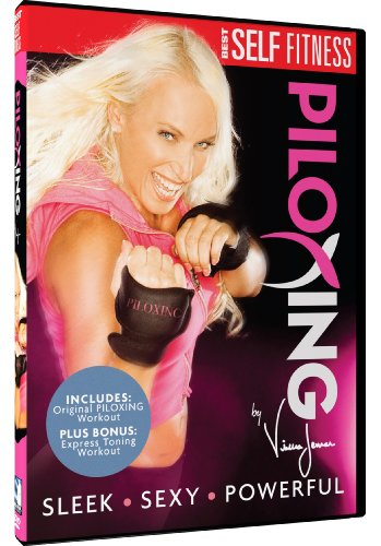 Piloxing - The Original V Pilates Workout [DVD] [Region 1] [NTSC] [US Import]
