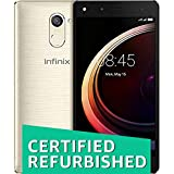 (Certified REFURBISHED) Infinix Hot 4 Pro (Gold, 16GB)