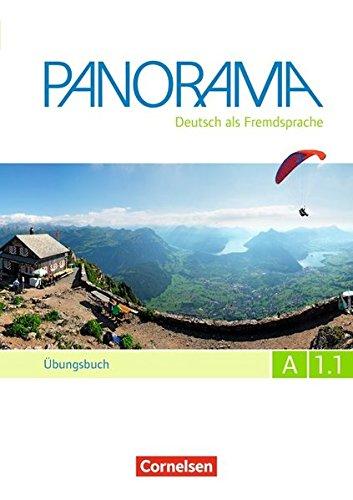 Panorama A1.1 Libro de Ejercicios (Incluye CD)