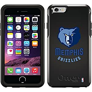 Coveroo Cell Phone Case for iPhone 6 - Retail Packaging - Black/Memphis Grizzlies Design