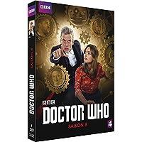 Coffret doctor who, saison 8