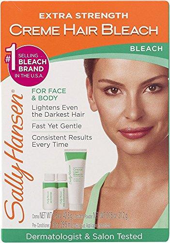 Sally Hansen Extra Strength Creme Hair Bleach, 1 kit by Sally Hansen -