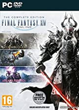 Final Fantasy XIV Online Complete Edition (PC CD)