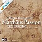 Bach: Matth�us Passion, BWV 244